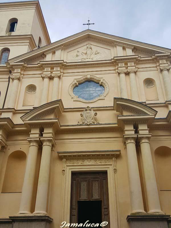 Abc di Catanzaro - Basilica dell'Immacolata