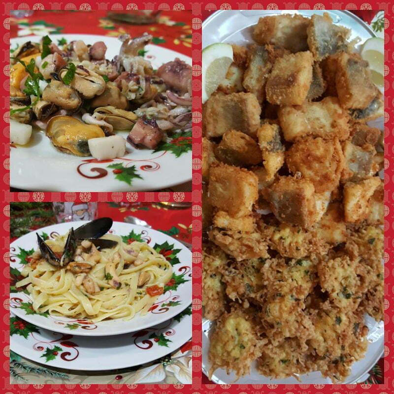 Natale a Catanzaro - cena della Vigilia