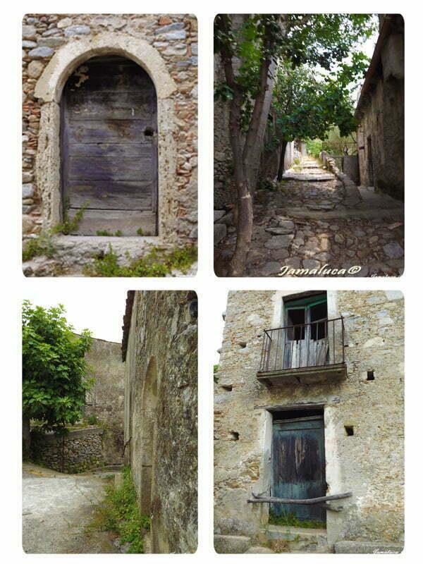 Carello borgo fantasma Calabria