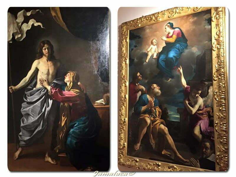 Guercino e Mattia Preti: un confronto tra due artisti del Barocco