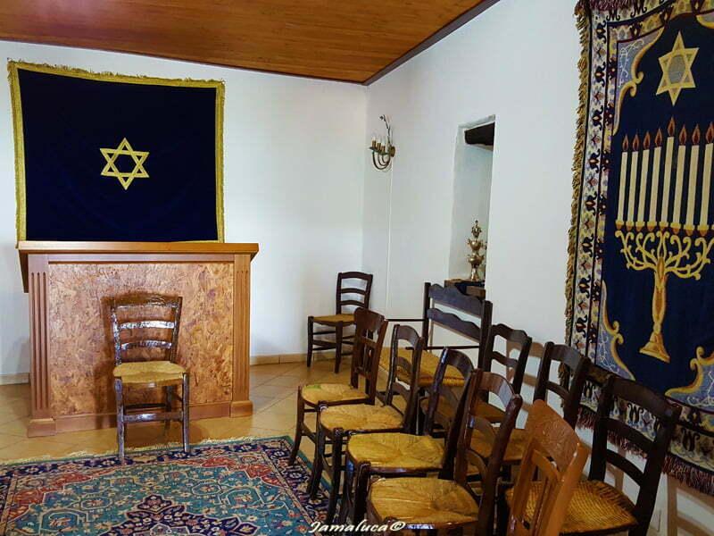 Ner Tamid del Sud: la Sinagoga ebraica di Serrastretta