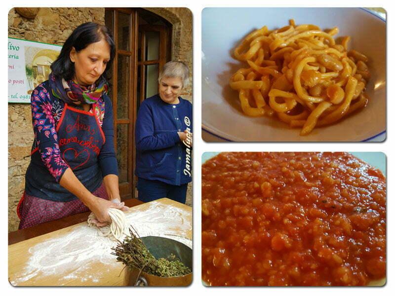 Dove mangiare a Civita