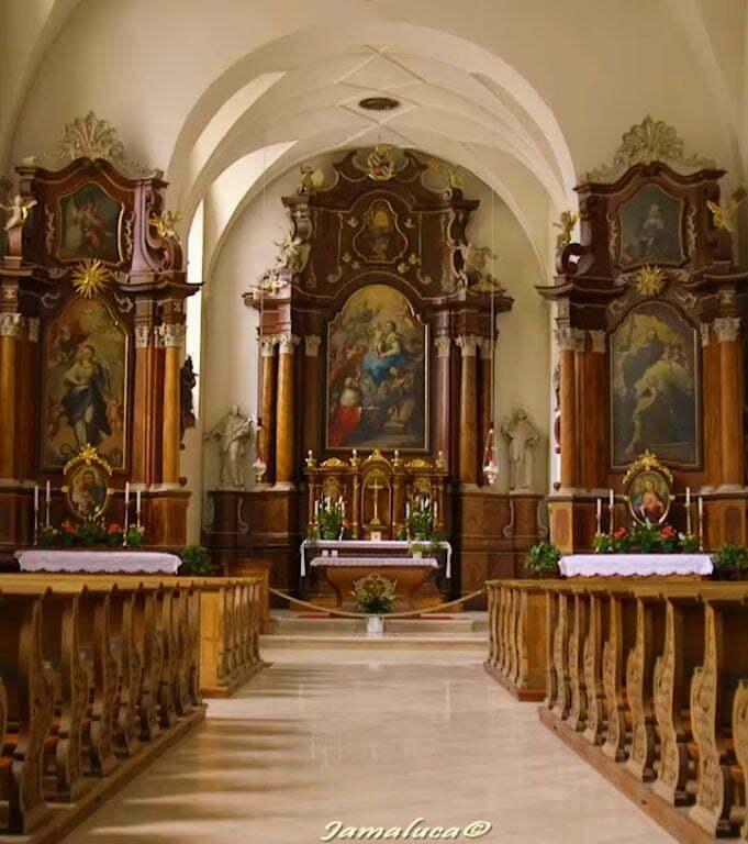 San Candido - Convento dei Francescani
