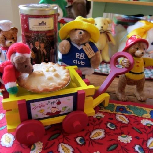 ho ho ho scrumptious treats and a holiday blog break  Jamas Alphabet Soup