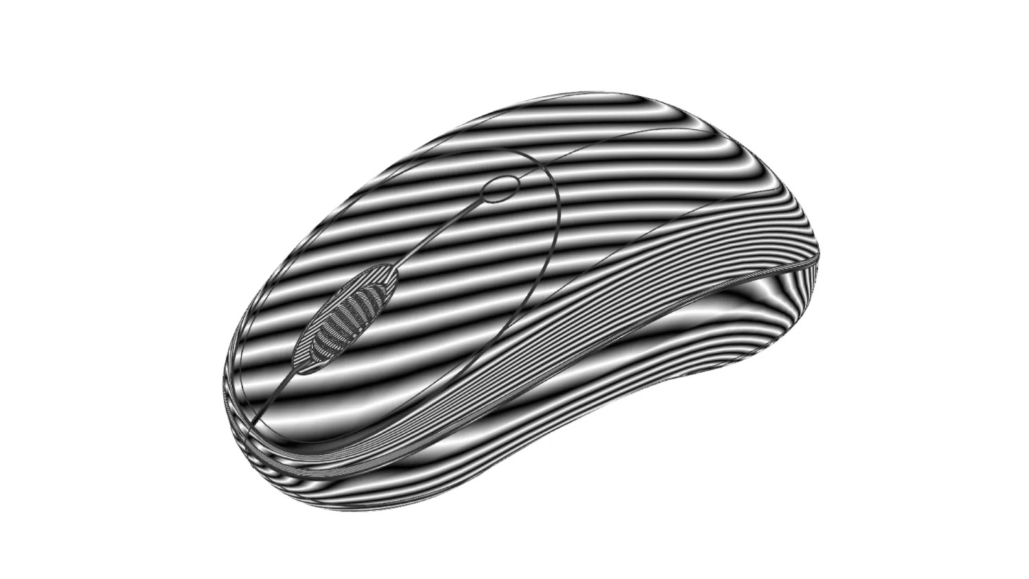 Computer Mouse - Industrial Design - Consulting Image