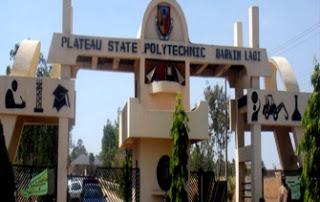 Plateau State Polytechnic PLAPOLY