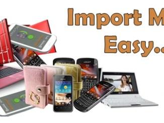 Konga and Jumia International Mini Importation 2018 Business Guide