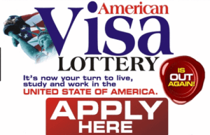 America Visa Lottery Application Form 2019/2020 - How To Apply