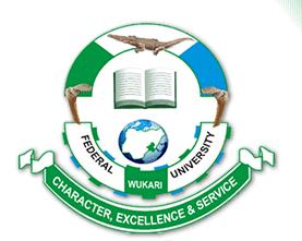 Federal University, Wukari, Taraba State FUWUKARI