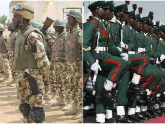 Nigerian Army Recruitment 79RRI E-Application Form Portal 2020/2021