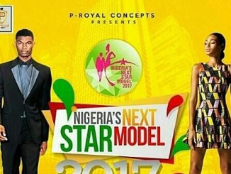 Nigeria's Next Star Model Registration and Audition Date 2021