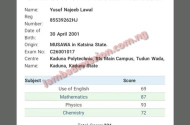 Proofs and Testimonies In 2020 JAMB WAEC May/June Of Our Candidates Results So Far
