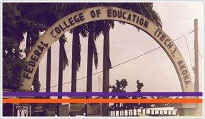 Federal College of Education (Technical), Akoka