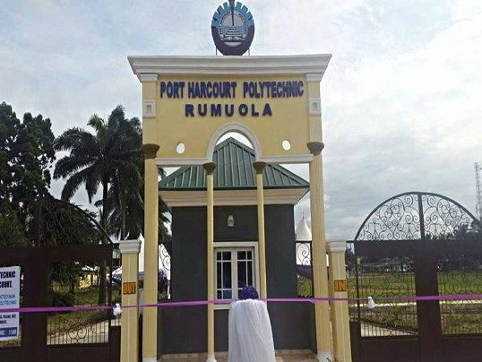 Port Harcourt Polytechnic ND Part Time Admission Form