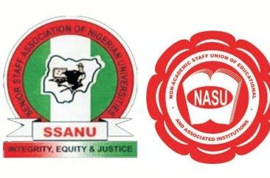 SSANU, NASU Suspend Nationwide Strike After 3 Weeks