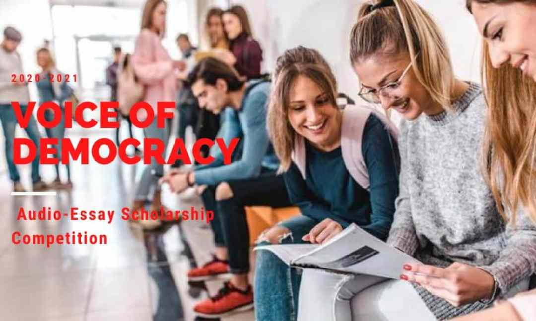 Voice of Democracy Scholarship