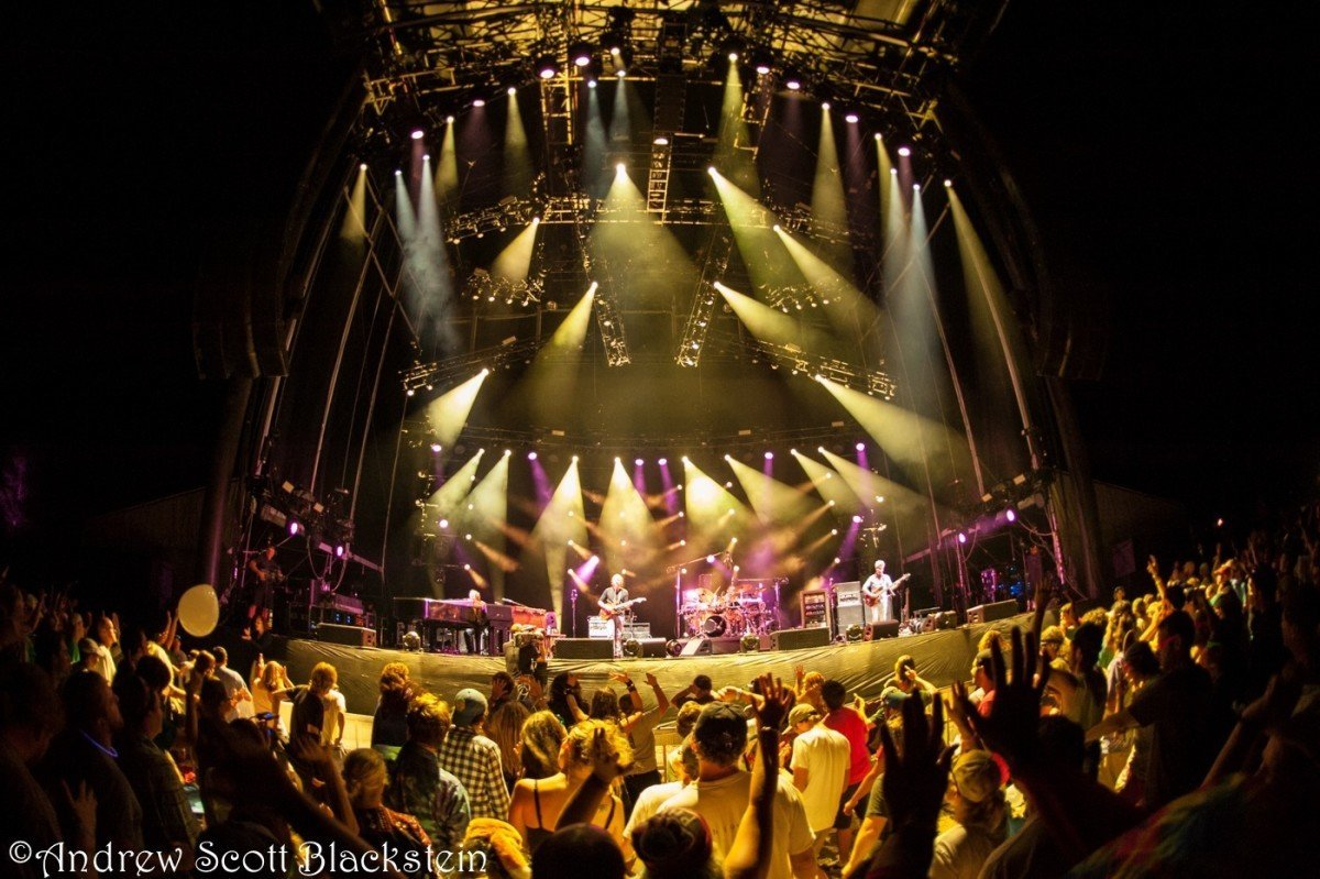 Phish Concludes Magnaball Festival In Watkins Glen - Setlist & The