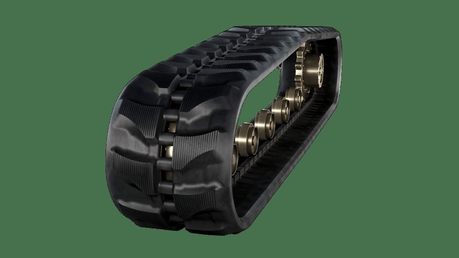 mini excavator rubber track
