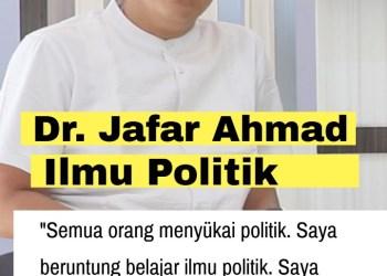 Dr Jafar Ahmad