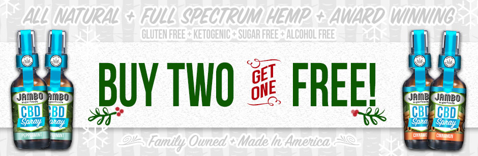 Jambosuperfoods buy two get one free sales for christmas