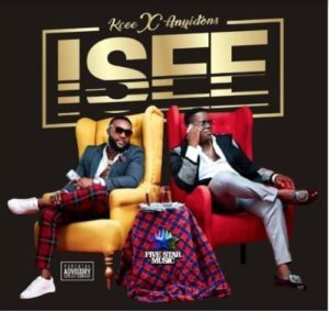 Kcee Ft. Anyidons - Isee (Amen)