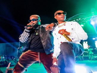 Skales Ft. Wizkid - Sativa
