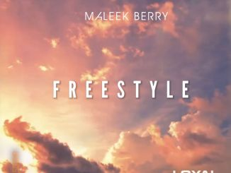 Maleek Berry – Loyal (Freestyle) Ft. PartNextDoor, Drake