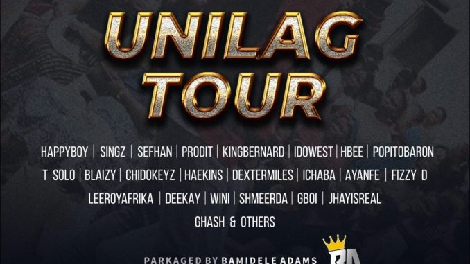 Unilag Tour ( Packaged By Bamidele Adams )