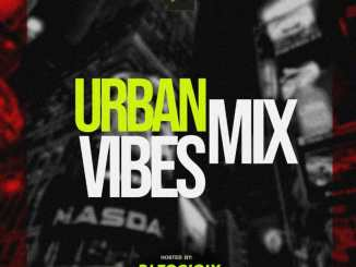 MIXTAPE: Dj Tonioly – Urban Vibes Mix