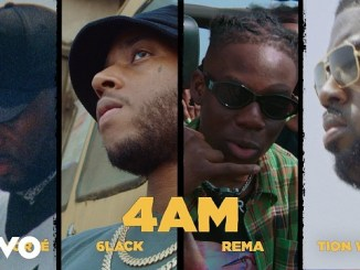 VIDEO: Manny Norte – 4AM Ft. Rema, 6lack, Tion Wayne, Love Renaissance