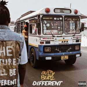 GuiltyBeatz – Different EP