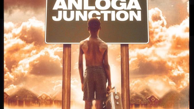 ALBUM: Stonebwoy – Anloga Junction