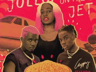 Cuppy – Jollof On The Jet ft. Rema & Rayvanny