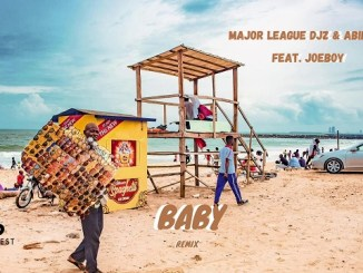 Major League & Abidoza – Baby (Amapiano Remix) ft. Joeboy