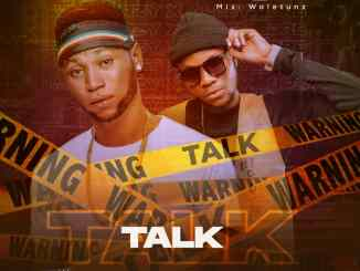 Vakporzy Ft. Alley Dre - Talk