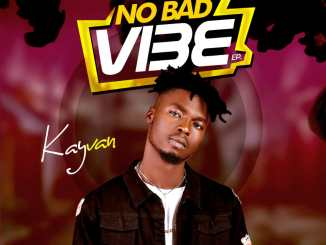 EP: Kayvan – No Bad Vibe