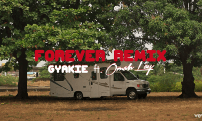 VIDEO: Gyakie Ft. Omah Lay – Forever (Remix)