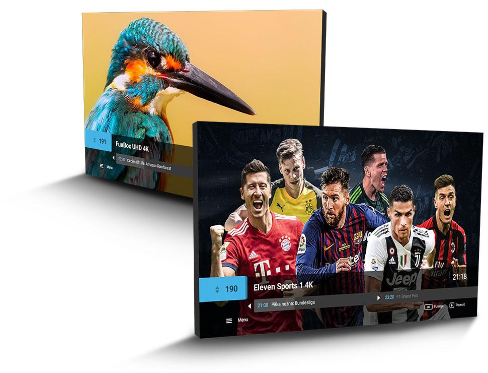 Jakość 4K Ultra HD