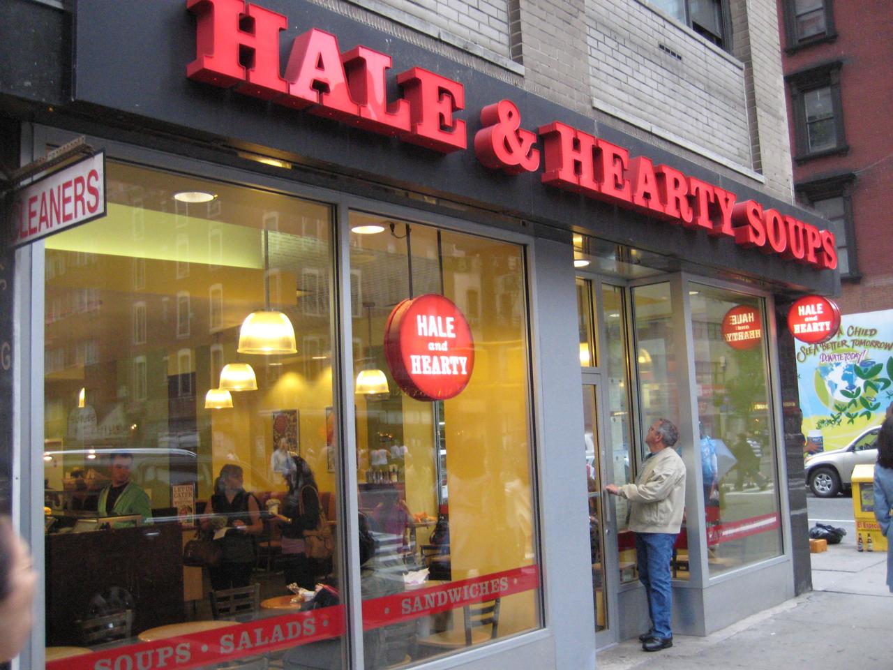 Resultado de imagem para hale and hearty