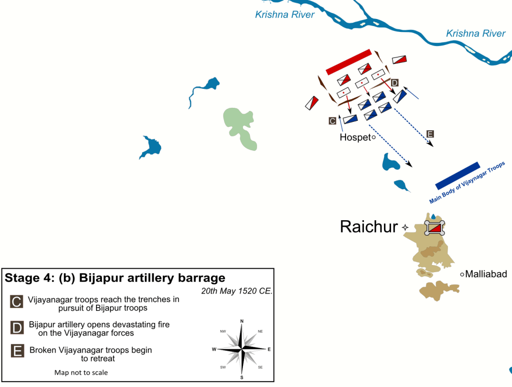 small resolution of figure 10 bijapur s devastating artillery barrage