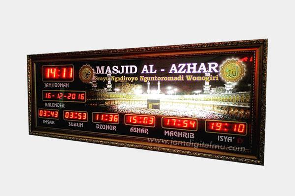Jadwal Sholat Digital Masjid 2