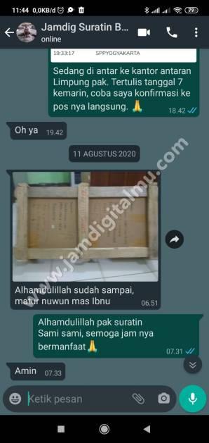 harga jam elektrik masjid