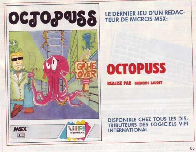 Octopuss - VIFI International