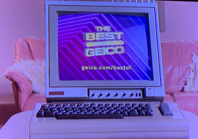 A well Insured C64