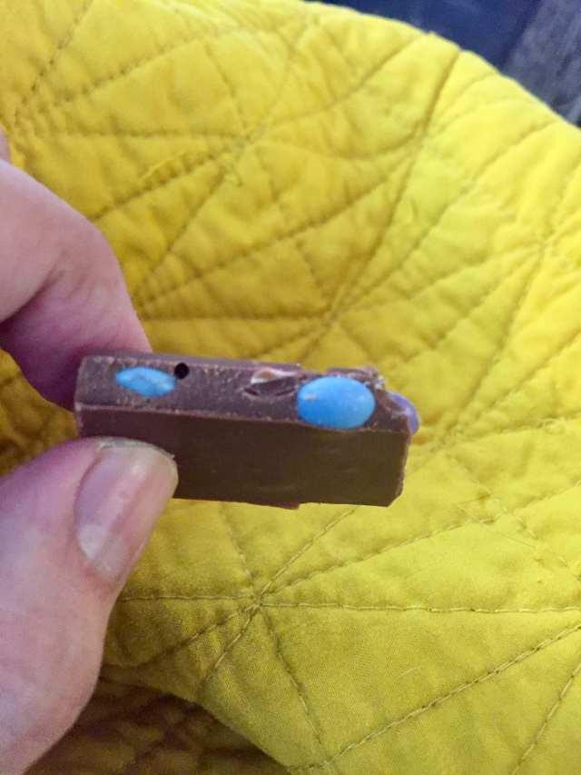 Recursive Chocolate - (5)