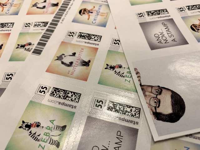 John Oliver Stamps - (2)