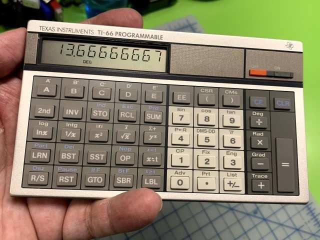 TI-66 - (7)