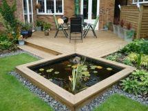 Modern Garden Pond Ideas