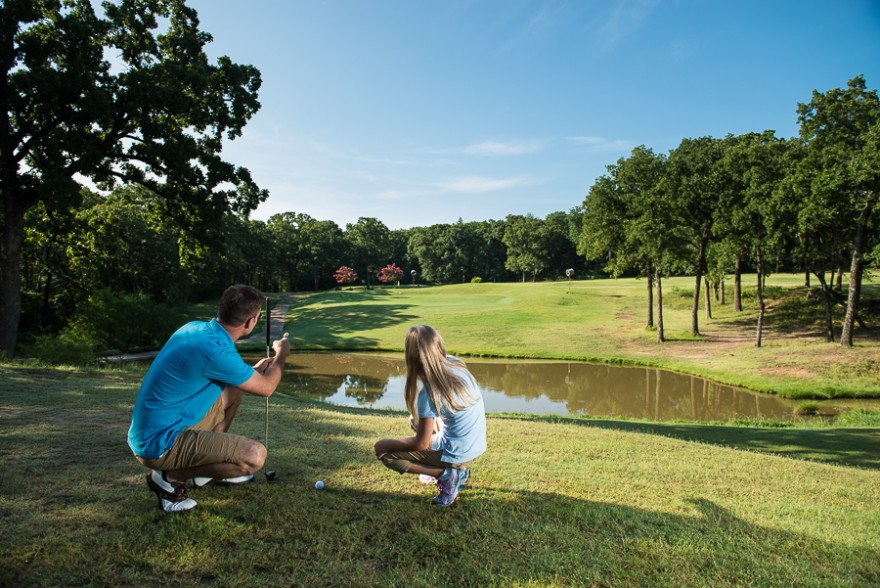 Lake Murray State Park makes a great getaway for a father-daughter weekend.