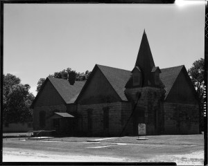 The United Methodist Church in Jefferson, OK was built in 1895 and still in use today.